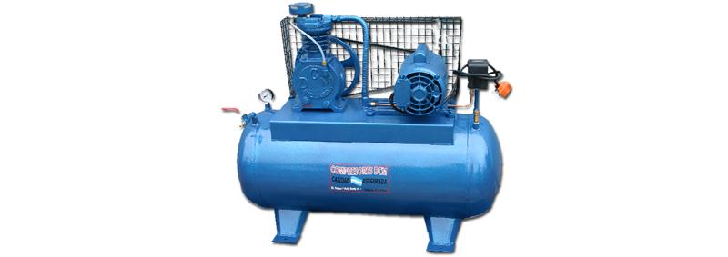 Compresor de 1 HP – 100 Lts. DCM
