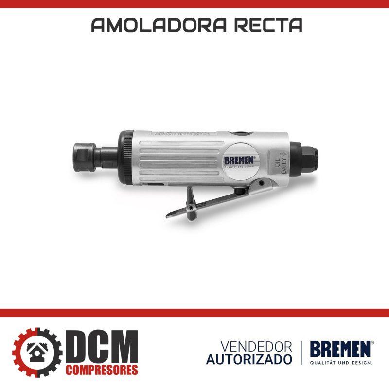 AMOLADORA RECTA DCM