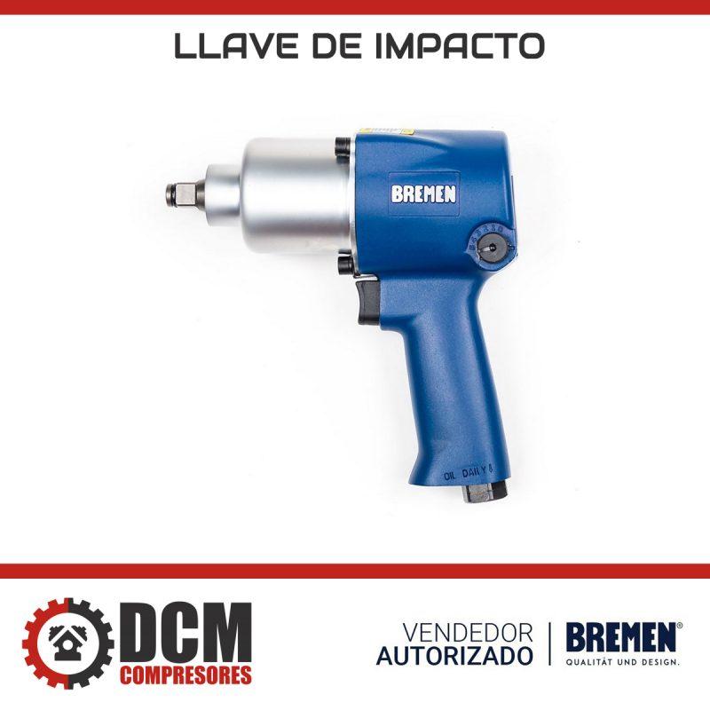LLAVE DE IMPACTO DCM